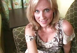 Mom Wants Your Load – JOI